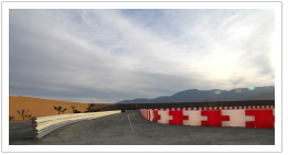 Thermal Club Buffering Armco Concrete